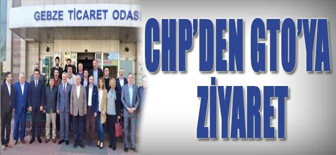 CHP'den GTO'ya Ziyaret