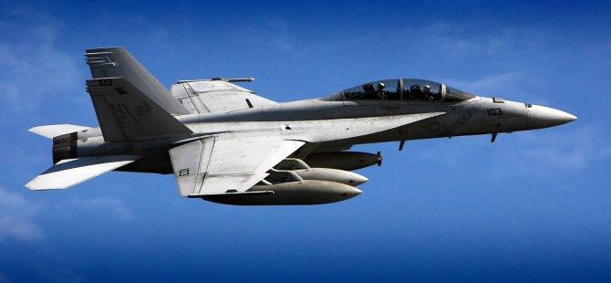 Türk Jetleri PKK Kamplarına Bomba Yağdırıyor