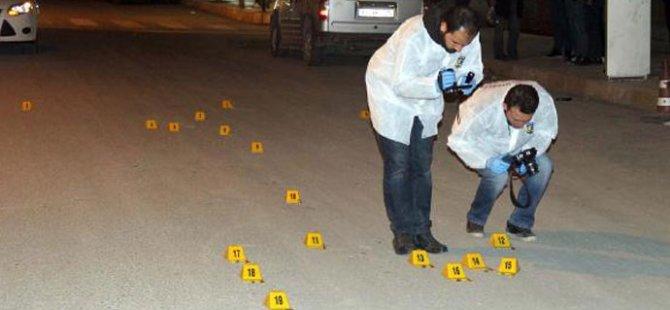 Polisi Harekete Geçiren Saldırı