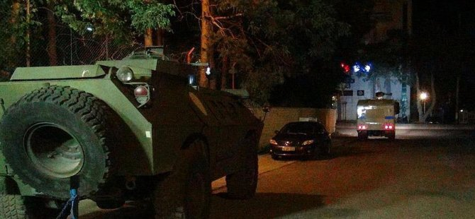 Jandarma Karakoluna Bombalı Saldırıda: 3 Şehit
