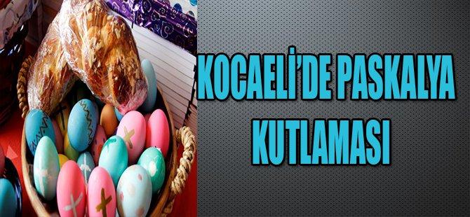 Kocaeli'de Paskalya Kutlaması