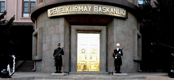 TSK Personel Sayısını Açıkladı