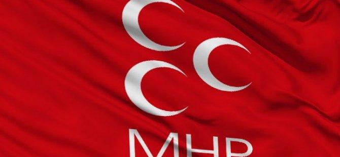MHP Kulislerini Karıştıran Bomba Rapor