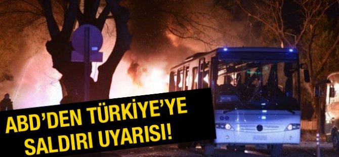 ABD'den Türkiye'ye Saldırısı Uyarısı 19 Şehre Dikkat!