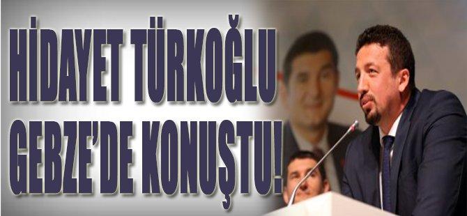 Hidayet Türkoğlu Gebze'de Konuştu!