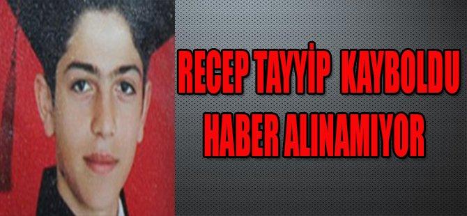 Recep Tayyip Kayboldu