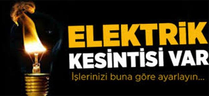SEDAŞ' tan Elektrik Kesintisi Uyarısı