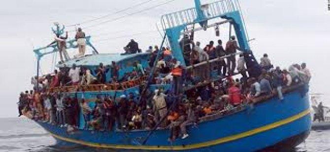 Akdeniz'de Göçmen Faciası!