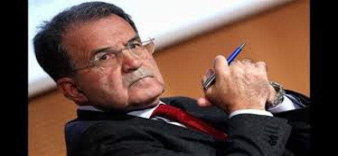 Romano Prodi: Mülteciler Bir Çeşit Atom Bombası Gibi