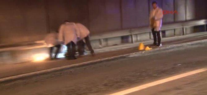 İstanbul'da Şüpheli Motosikletten Patlayıcı Çıktı