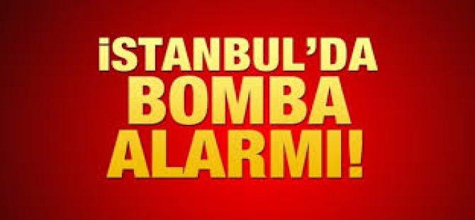 İstanbul Sabaha Bomba Alarmı!!!