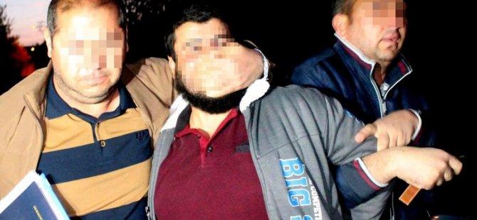 IŞİD'liler son anda yakalandı
