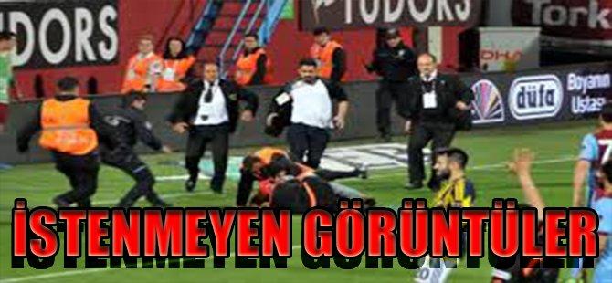 Trabzonspor - Fenerbahçe Maçıyla İlgili Soruşturma Başlatıldı