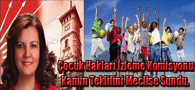CHP'den Çocuklara Yasa Teklifi