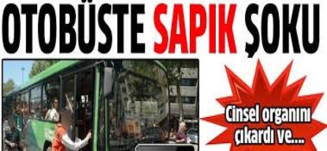 Halk Otobüsünde İnanılmaz Taciz!