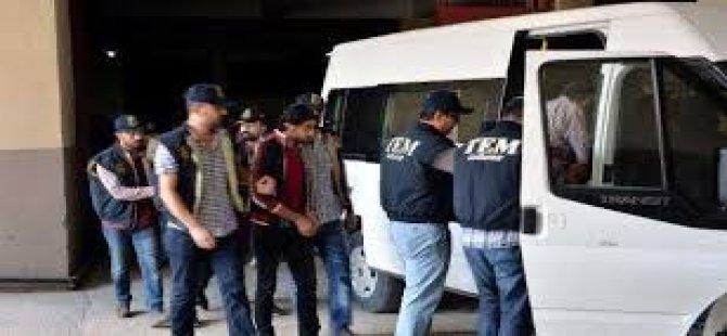Konya'da Eylem Hazırlığı Işid Üyesi 2 Kişi Tutuklandı