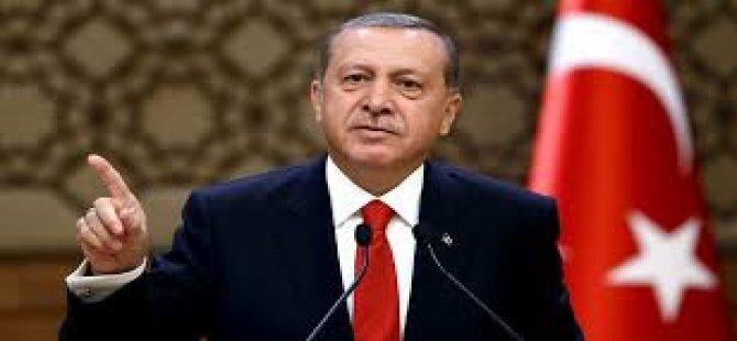 Erdoğan'dan ''Haddini Bilmez Tipler''