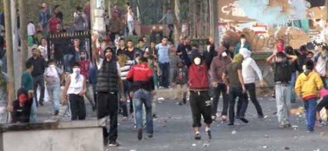 Polisten Beyoğlu Esnafına 1 Mayıs Şoku