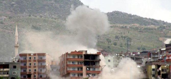 Şırnak'ta Sıcak Çatışma 2 Asker Şehit