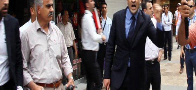 Adana'da MHP'liler Arasında Kemerli Arbede