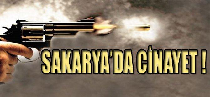 SAKARYA'DA CİNAYET !