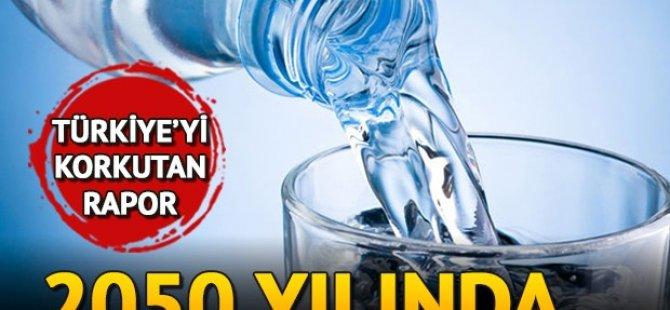 Türkiye'yi Korkutan Rapor
