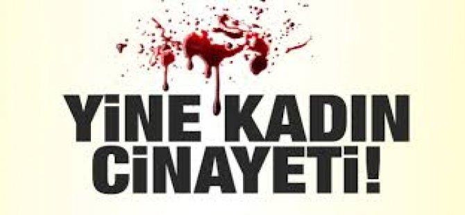 Üsküdar'da Kadın Cinayeti
