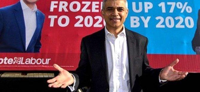Londra, Müslüman Belediye Başkanı Seçti!