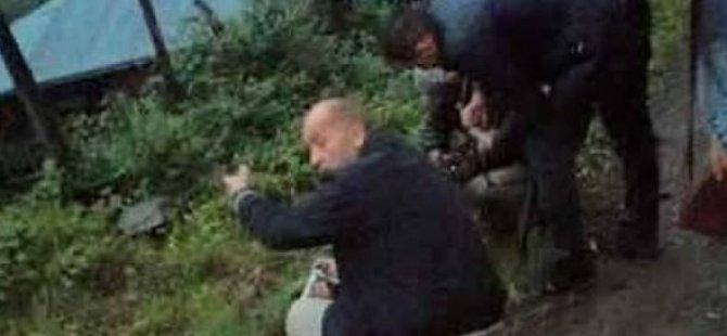 Giresun'da Halk Silaha Sarılıp PKK'lı Aradı