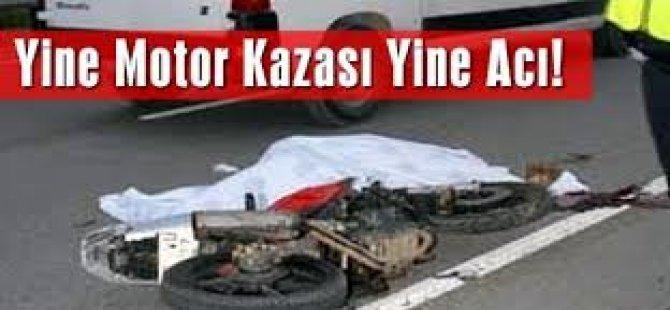 GEBZE'DE FECİ KAZA !