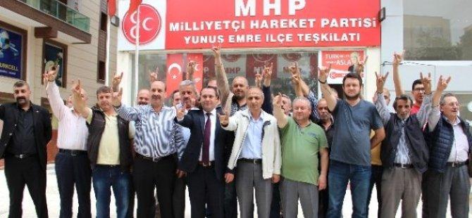 Akşener'e Desteğini Açıklayan İlçe Teşkilatı Kapatıldı