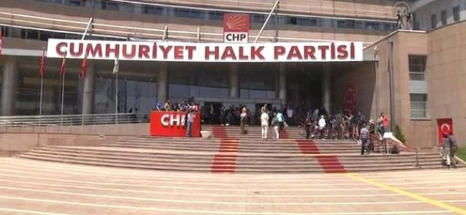 CHP'den Ankara Valiliği'ne Rest!
