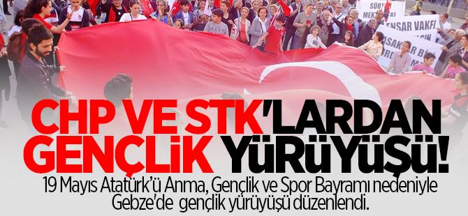 CHP Ve STK'lar 19 Mayıs için yürüdü