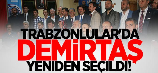 Trabzonlular'da Demirtaş yeniden