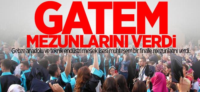 GATEM mezunlarını verdi