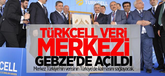 Türkcell Datacenter Gebze'de açıldı