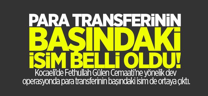 Para transferinin başındaki isim belli oldu!