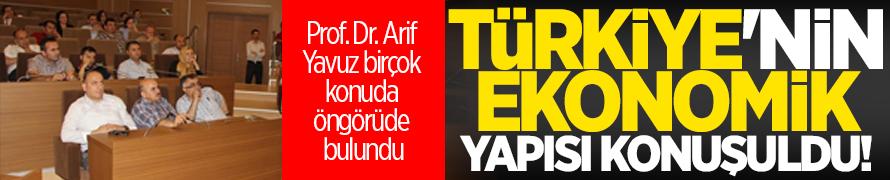 Türkiye'nin ekonomik yapısı