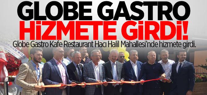 Globe Gastro hizmete girdi