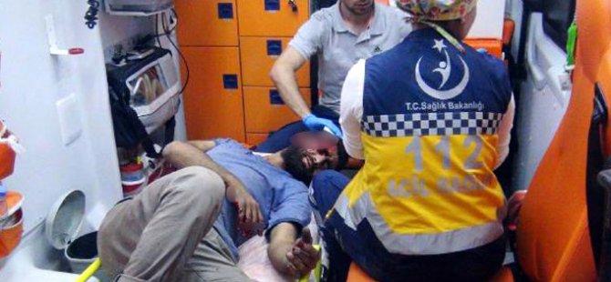 Türk ve Suriyeli Gençler Birbirine Girdi: 1 Yaralı 10 Gözaltı