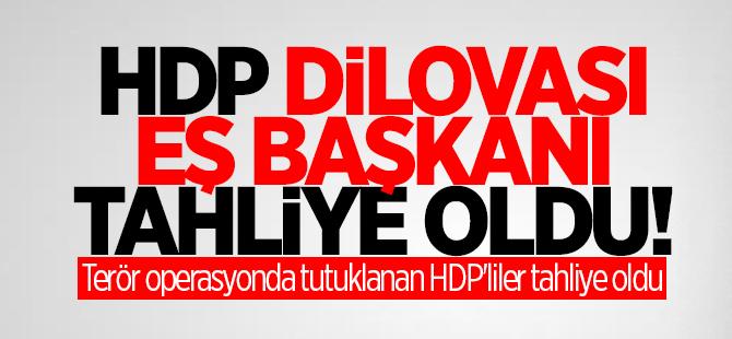HDP'liler tahliye oldu
