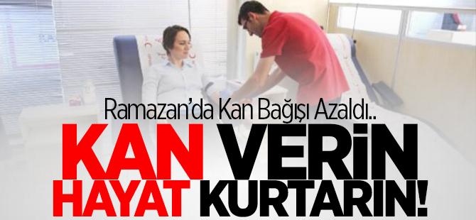 Kan verin hayat kurtarın