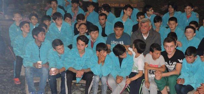 Gebze İLKÇEV diriliş kampında