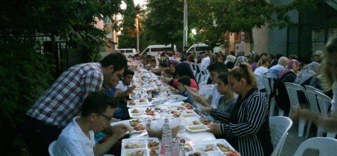 Bilgievleri'nden öğrenci velilerine iftar