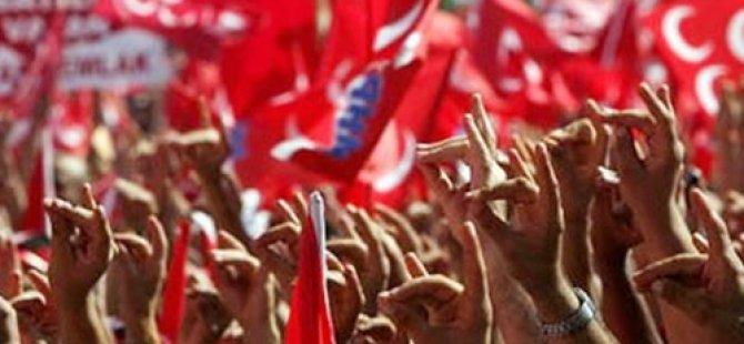 MHP'de Şok! Oktay Vural istifa etti