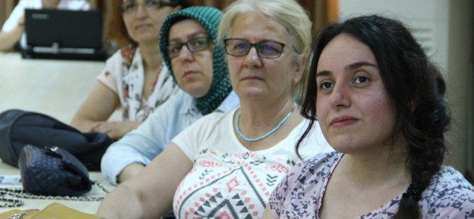 İşaret diliyle kadın sağlığı