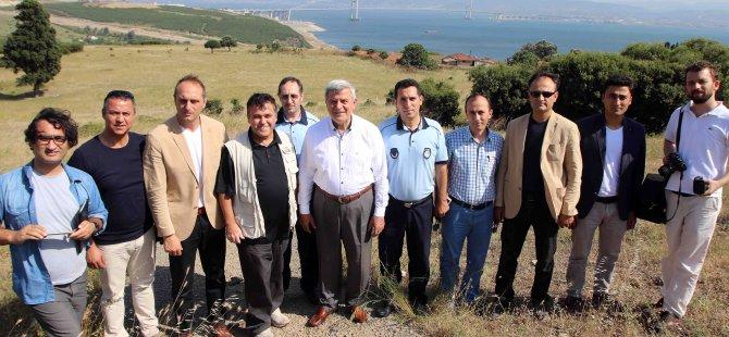 Osman Gazi Köprüsü tarihe düşülen nottur