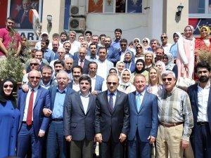 Ak Parti Kocaeli Mardin'de