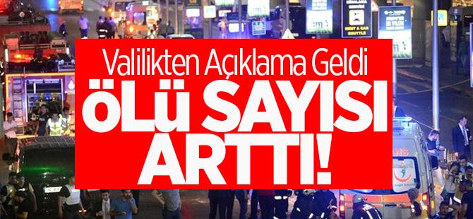 İstanbul'daki patlamada ölü sayısı 41 oldu