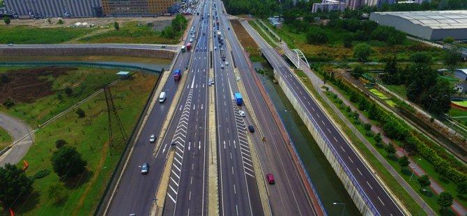 Sakıp Sabancı Köprülü Kavşağı trafiği rahatlattı